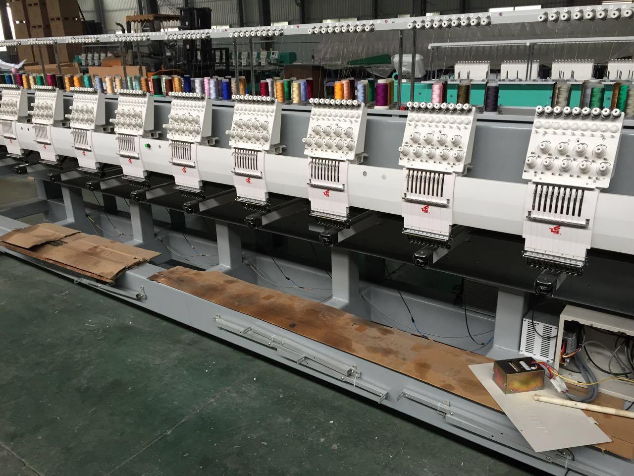Hye-He1512 High Speed Computerized Embroidery Machine