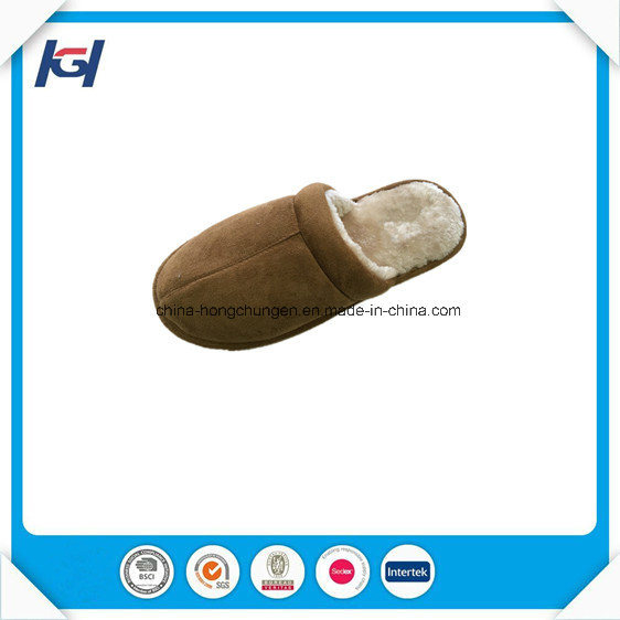 Winter Warm Soft Memory Foam Bedroom Slippers for Men