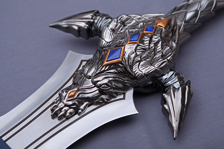 Cosplay Movie Sword of Wow/ Anduin Lothar Sword Replica