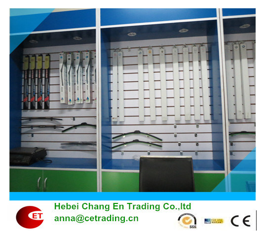 Windshield Wiper System for Bus