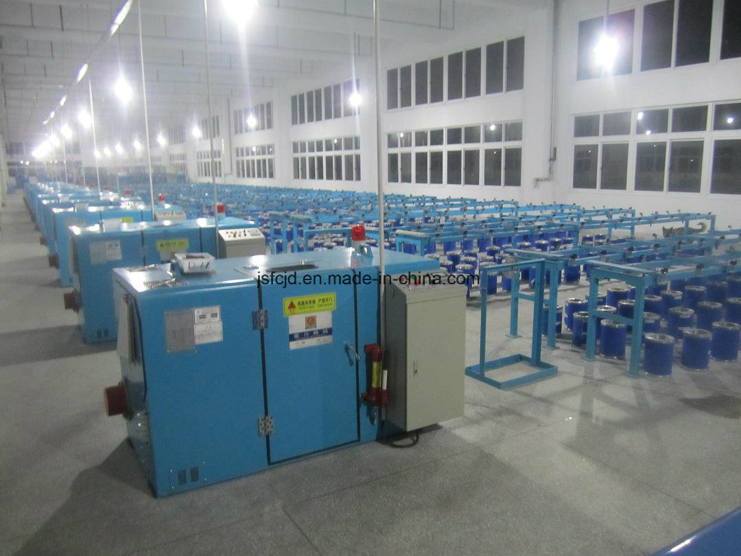 Copper Wire Twisting Machine/ Bunching Machine (FC-300A)