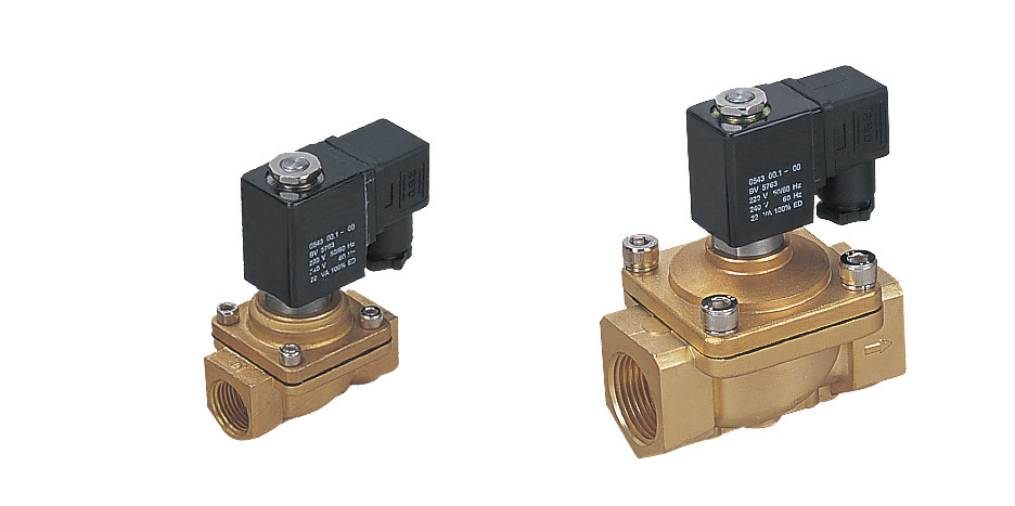 PU Pneumatic Water Solenoid Valve China Supplier