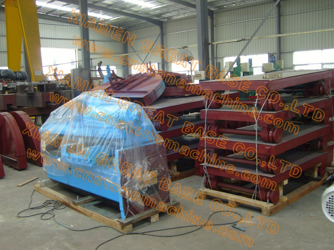 GBZQ-1600 Fully Automatic Stone Cutting Machine
