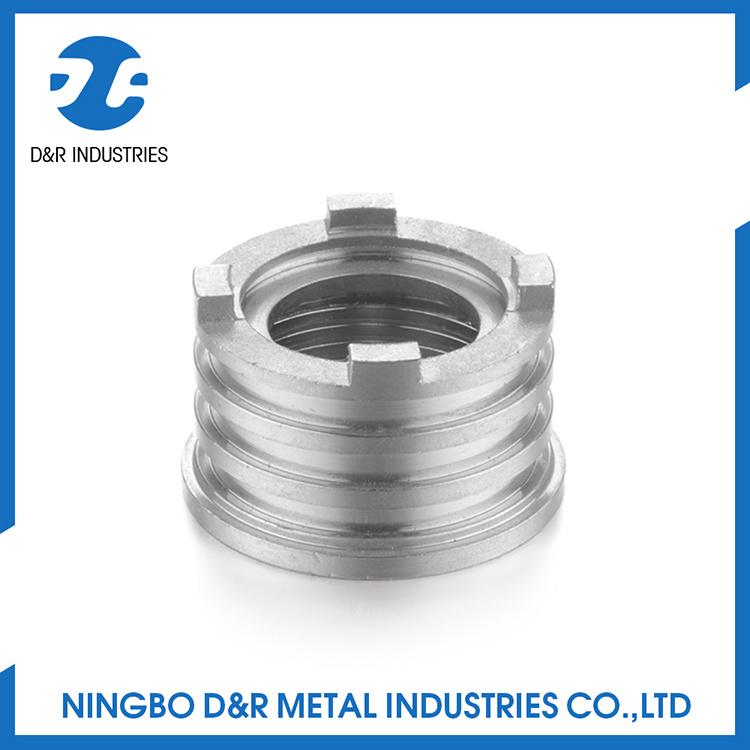 Dr 7015 Elegant Shape Brass Insert PPR Pipe Fittings