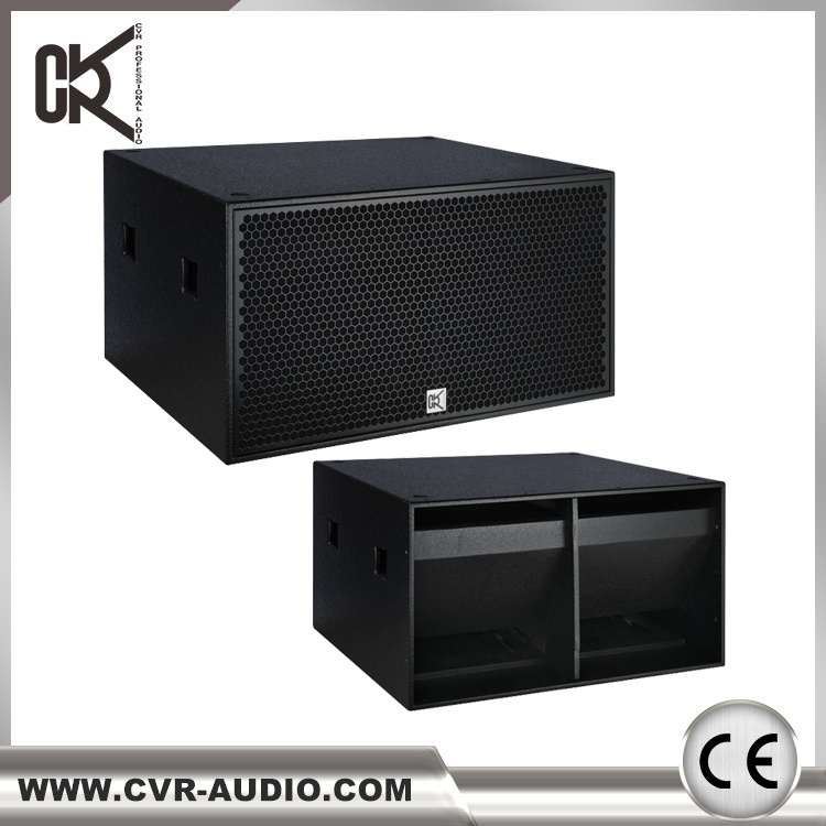 18 Inch Subwoofer Line Array Speaker Professional DJ Sound System