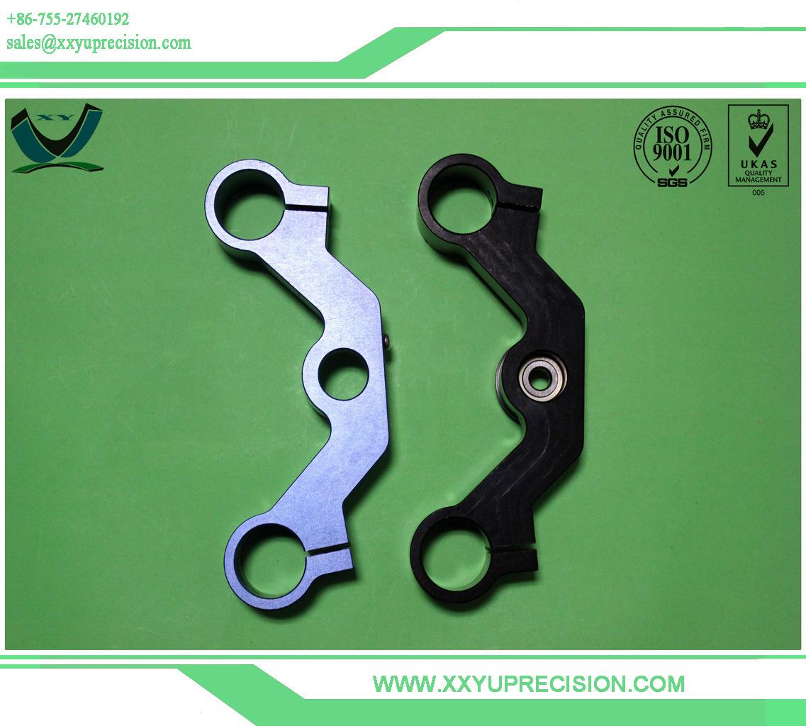 Precision Customized Aluminum CNC Machined/Machinery/Machining Parts