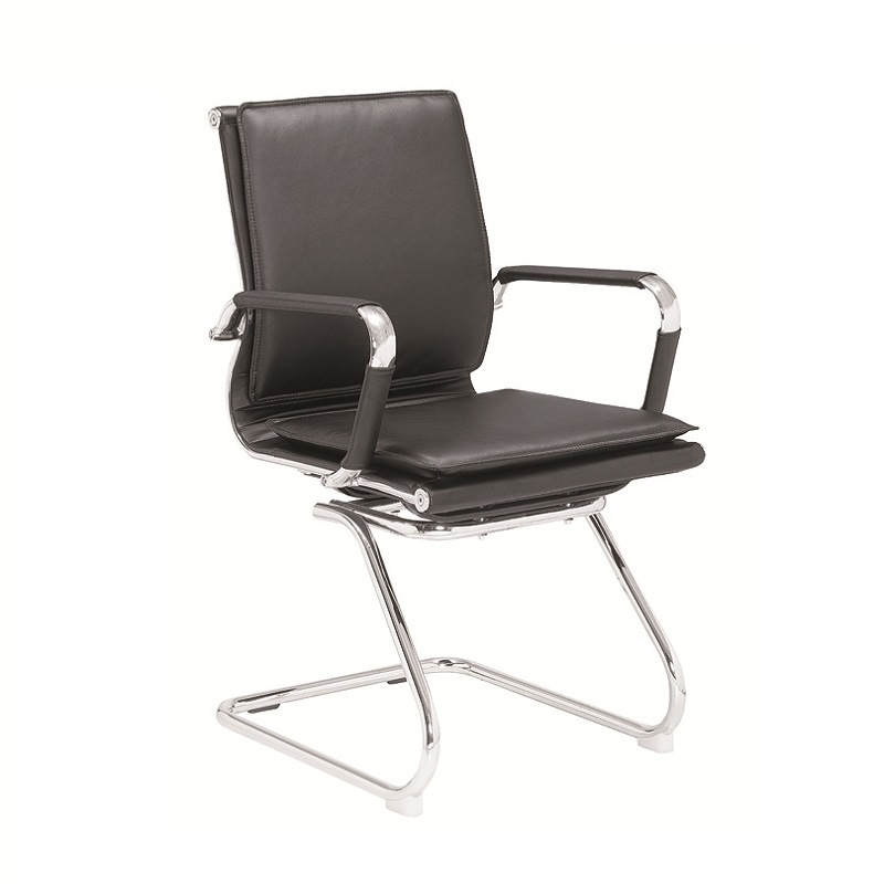 Steel Frame Chair/High Back Soft Padding Conference Chair /Office Chair
