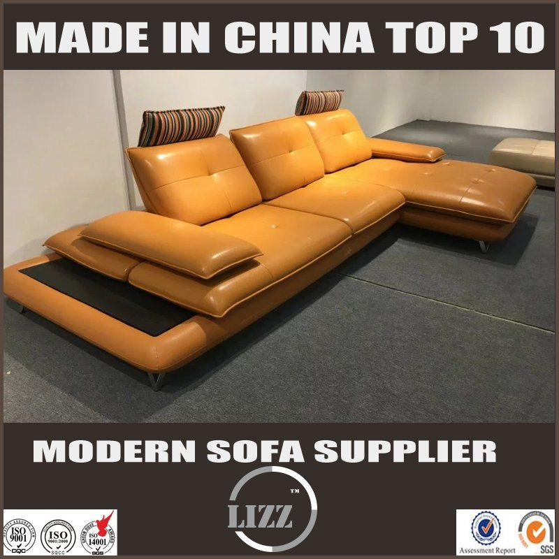 Fashion Style L Shape Couch for Living Room