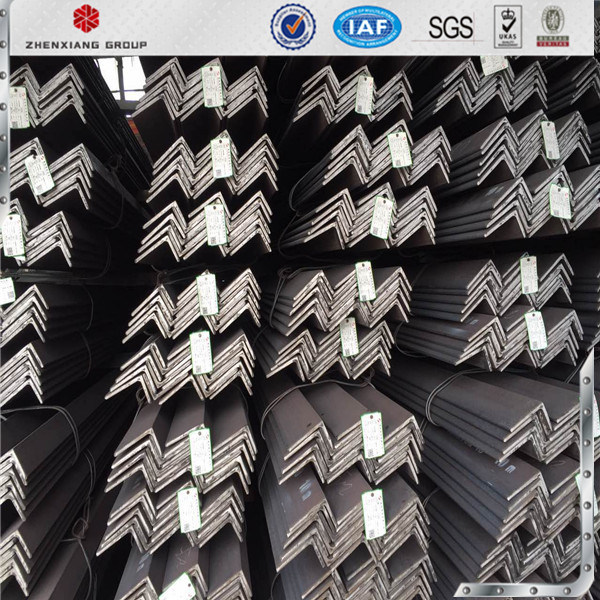 Q195-Q420 Series Grade and Equal Type Africa Angle Steel Bar, Steel Angle Bar
