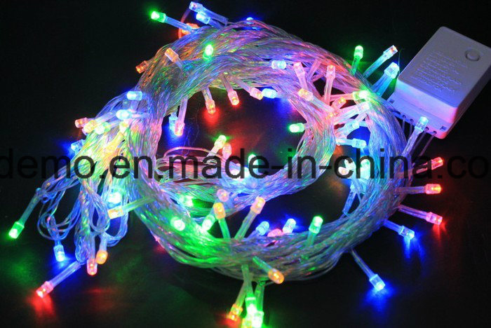 LED Christmas Tree PVC String Light