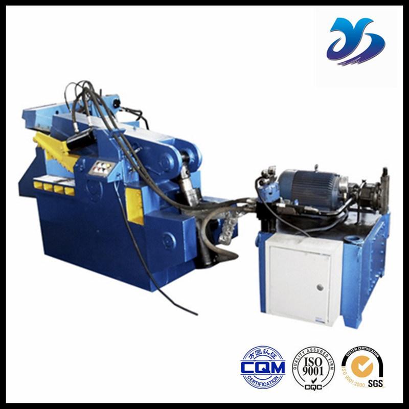 Hydraulic Alligator Shear Automatic Metal Shearing Machine (High Quality)