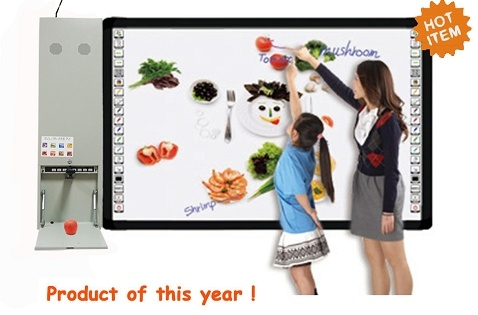 Educational Multi-Media All in One PC for Interactive Whiteboard and Projector