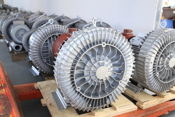 The Best Ce Approved High Pressure Blower of China
