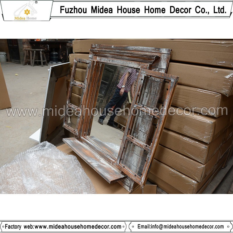 Antique Wooden Mirror Frames Manufacture