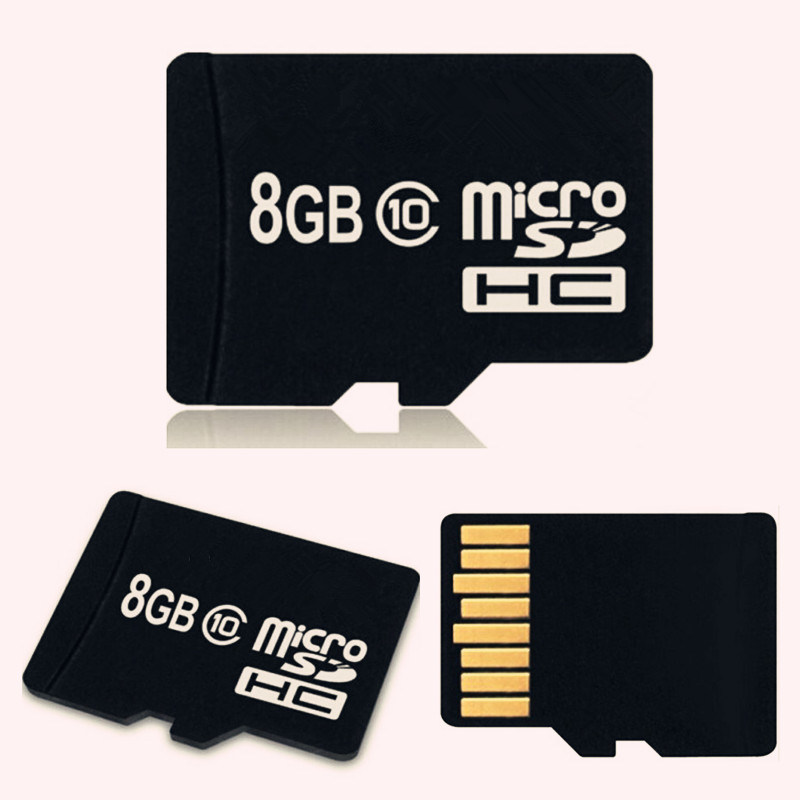 Full Capacity Micro SD Flash Memory Card From China Factory