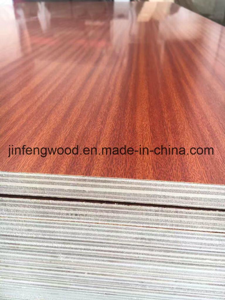 Furniture Board Melamine Plywood (1220X2440mm)