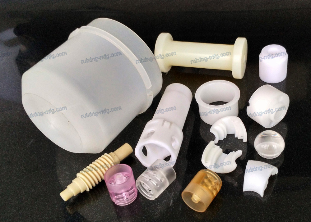 Custom Made High Precision CNC Machining Plastic Turning Milling Parts From POM