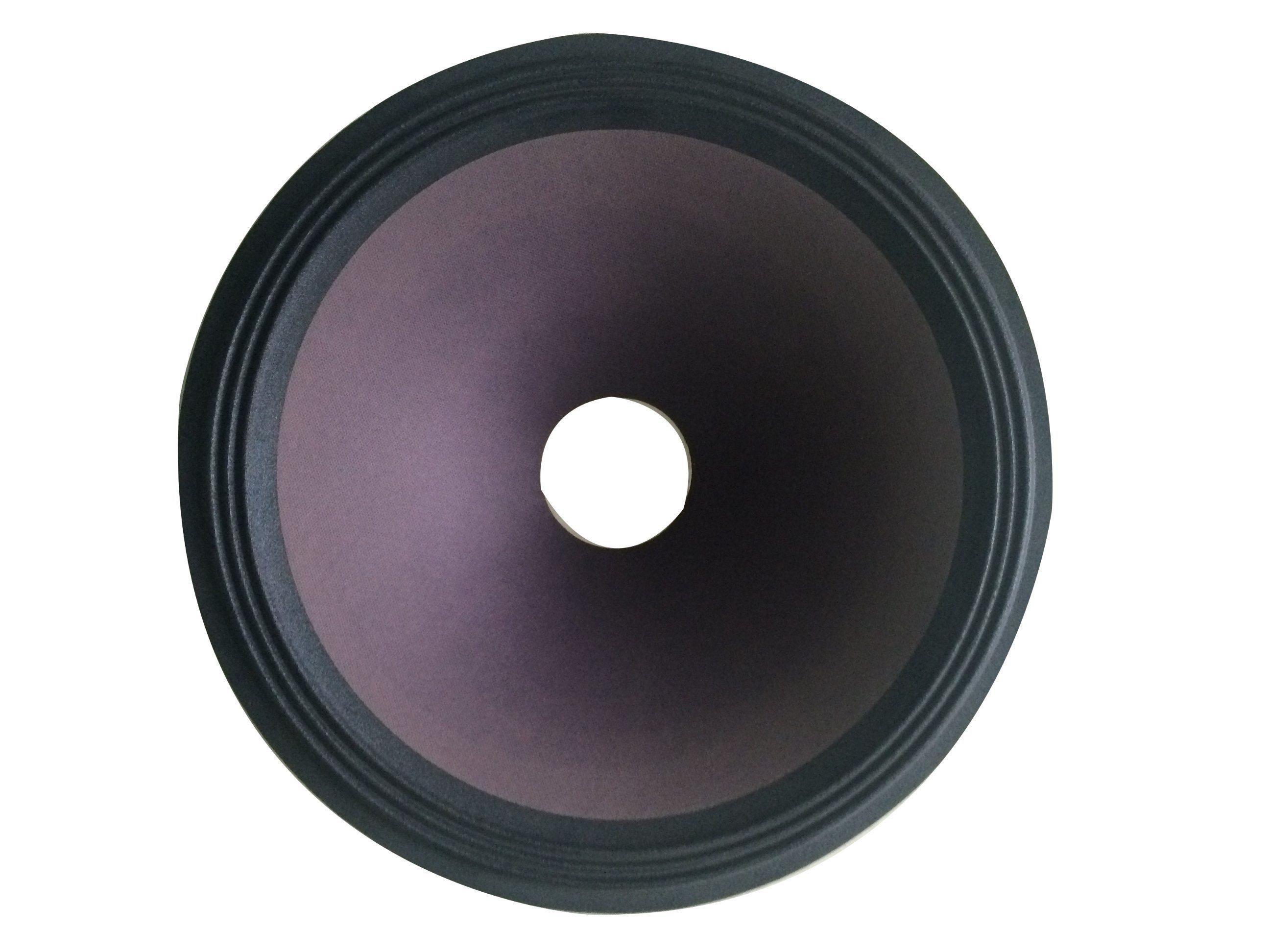 Best Price 2017 Free Sample Speaker Parts 15inch PA Paper Cone - Speaker Cone