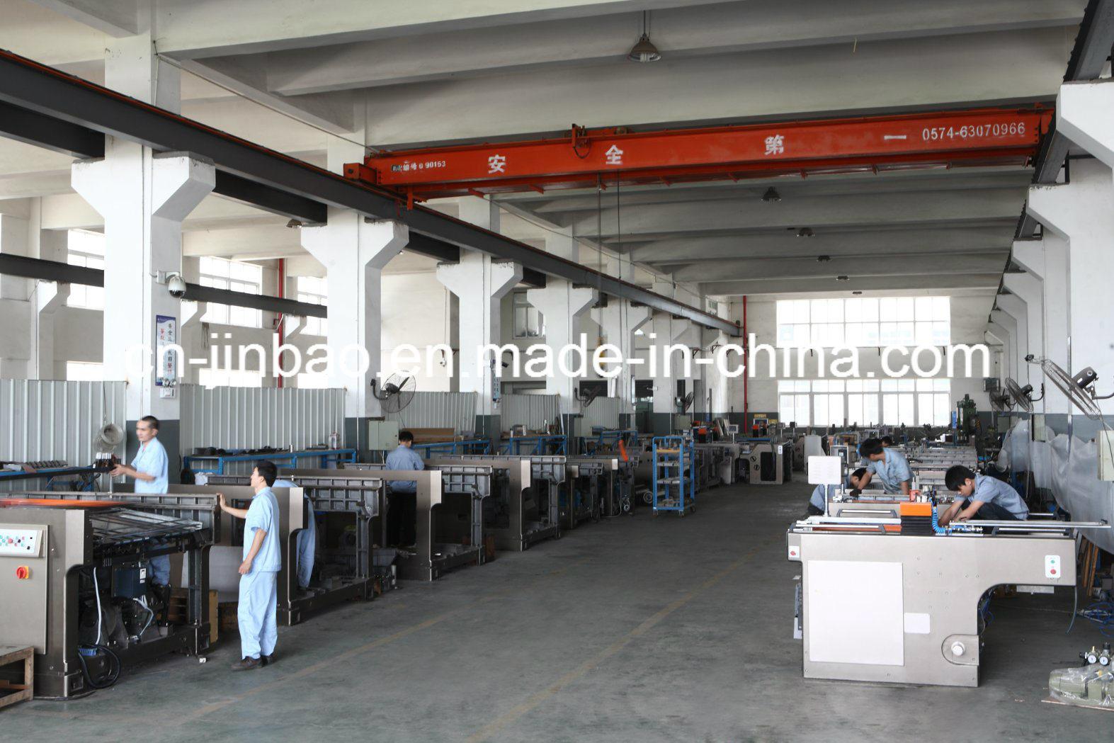 Roll to Roll Screen Printing Machine (JB-4070J/60100J)