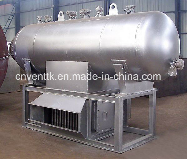 High Temperature Heat Pipe Type Waste Heat Steam Generator