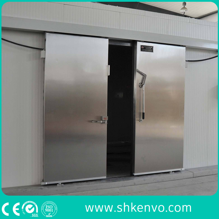 Automatic Refrigeration Storage Freezer Room Sliding Door