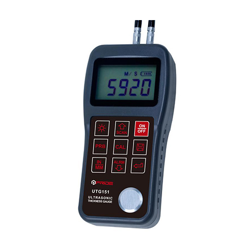 Ultrasonic Thickness Gauge for Painting Test