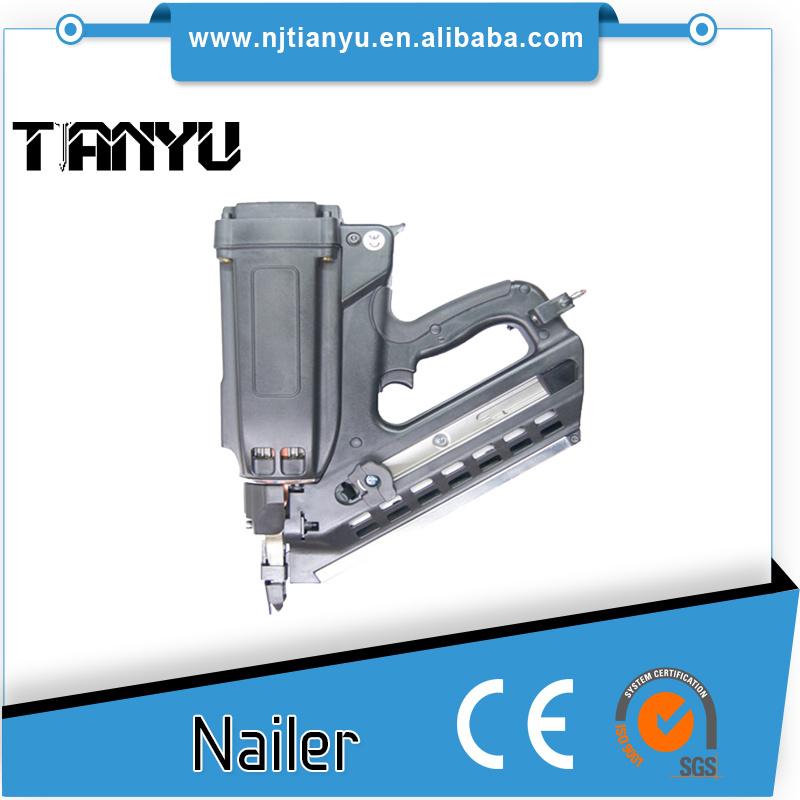 Cordless Gas Framing Nailer Nail Gun
