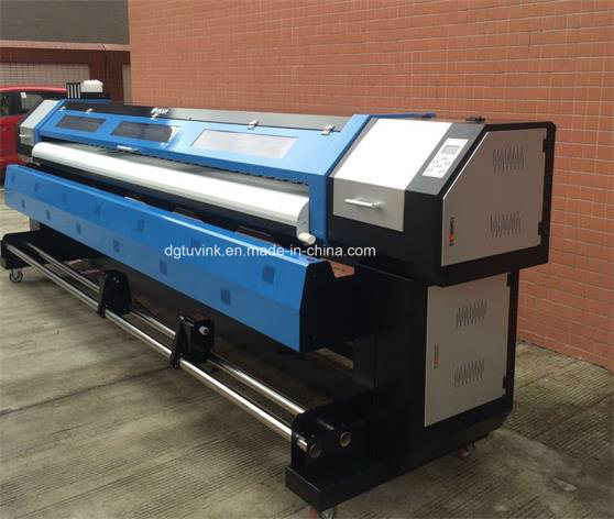 Free Shipping 126inch Two Epson Printhead Wide Large Format Printer