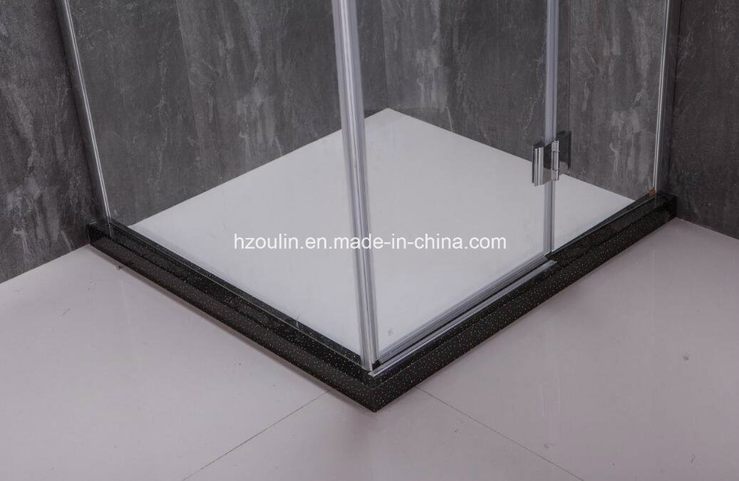 Simple Shower Enclosure