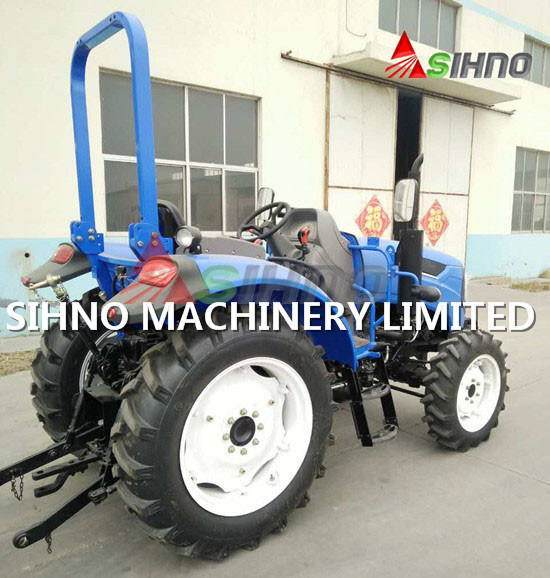 Mini Four Wheel Garden Small Tractor 504