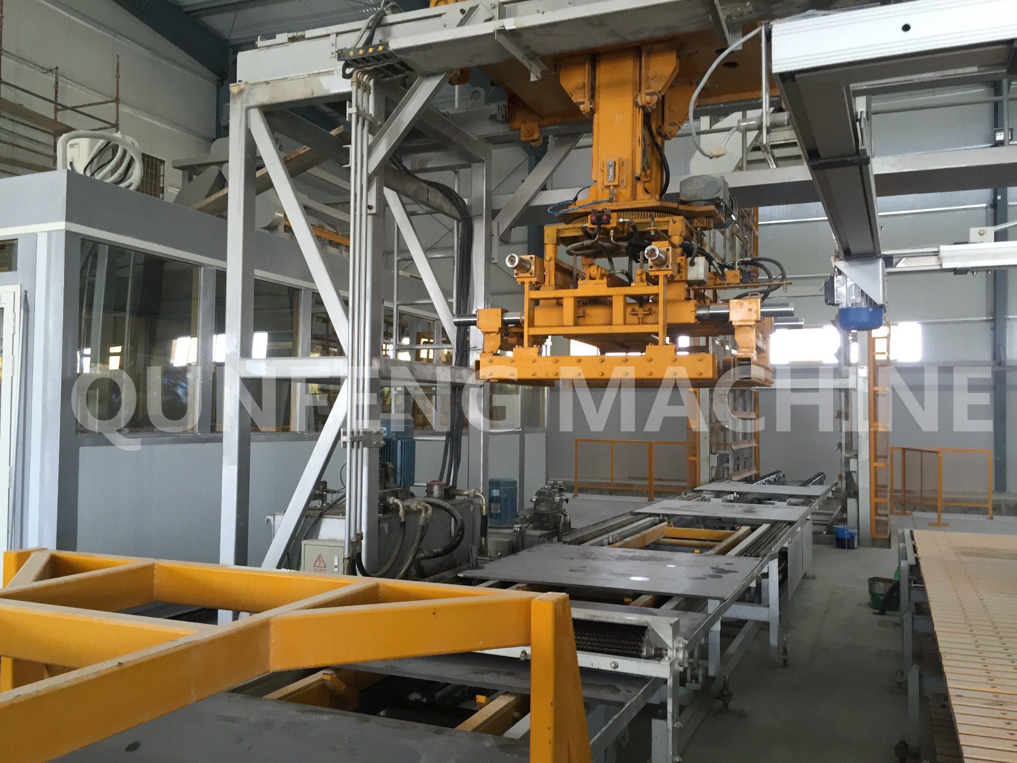 Fully -Automatic Brick /Block /Paver Making Machine