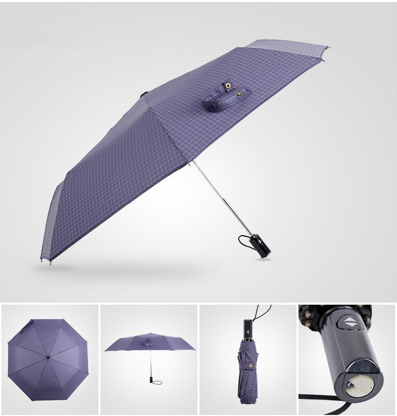 Fringe Automatic Opening and Closing Umbrella
