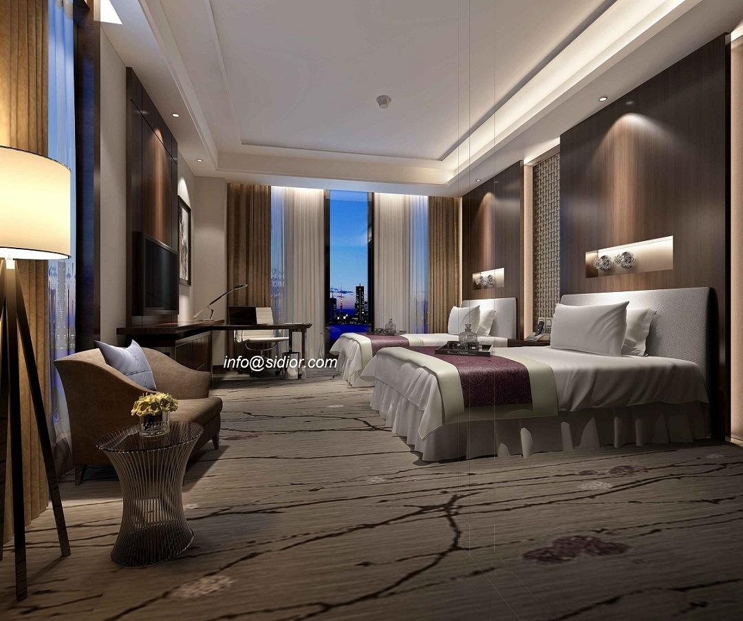 Cl8005 Luxury Hotel Modern Bedroom Hotel Furniture