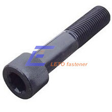 ISO4762-Knurled Hexagon Socket Head Cap Screws
