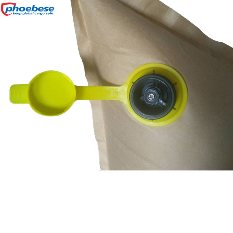 Paper Dunnage Air Bag Cord Strap for The Protection of Cargos