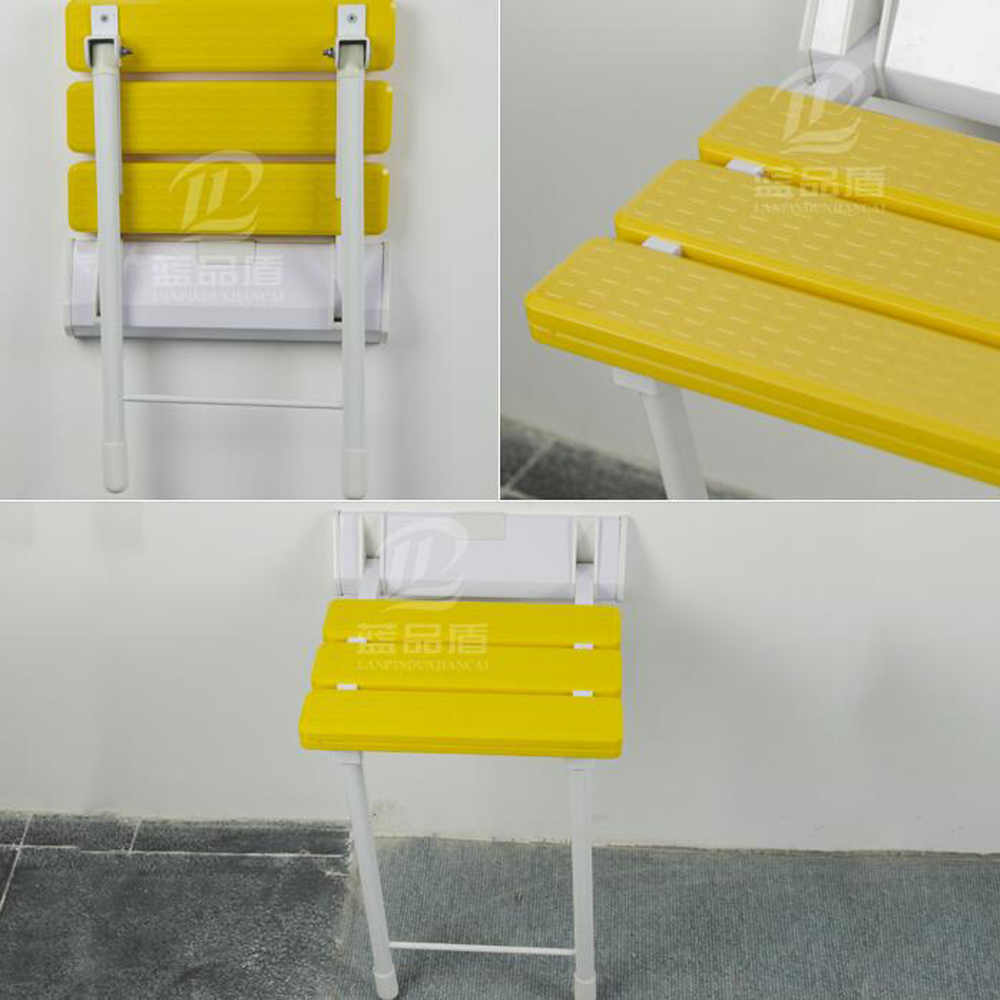 High Quality Nylon Bathroom Accessories Shower Stool Bath Seat