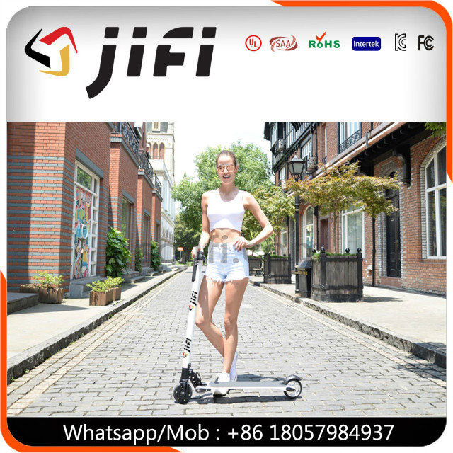 Powerful Electric Kick Scooter Kick Scooter with LED Light