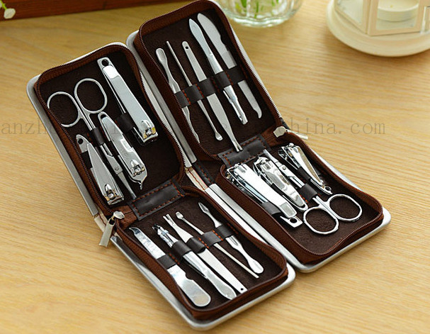 OEM Wholesale 8PCS Pedicure Kit Manicure Set for Promotional Gift