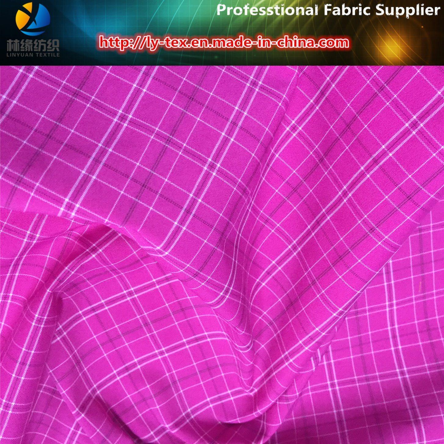 Nylon Taslan Yarn Dyed for Outdoor Shirt