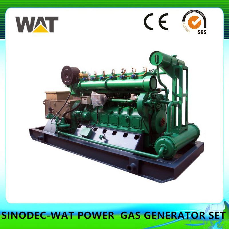 10-200kw Gas Generator Set 2017 Hot Sale