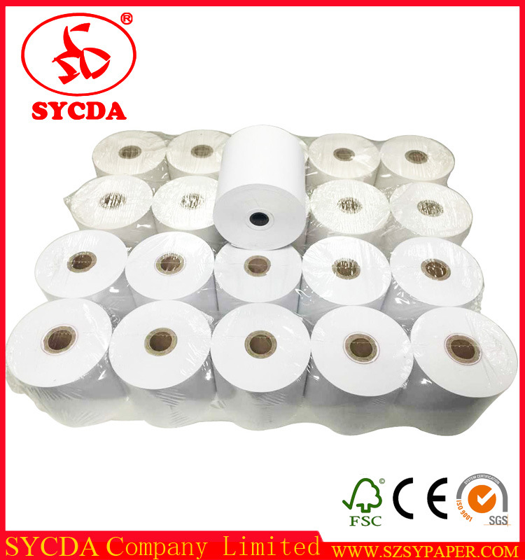 Cash Register Paper Roll Factory Price Thermal Paper