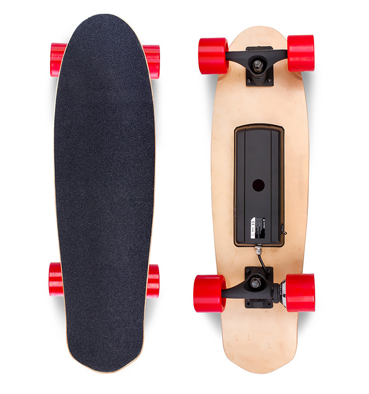 The Best-Selling Outdoor Remote-Controlled Electric Skateboard in 2017
