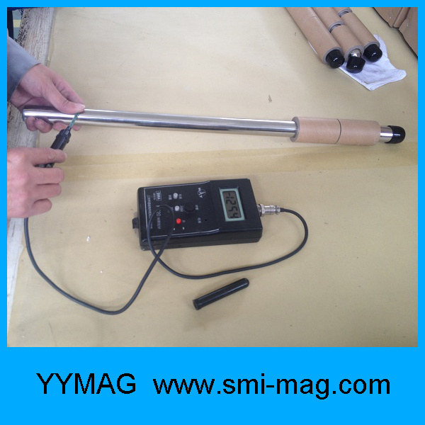High Quality 12000 Gauss Long Neodymium Bar Magnetic Filter