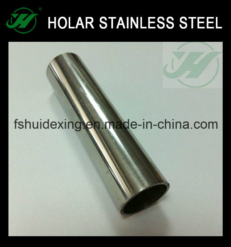 304 Stainless Steel Pipe for Decorative