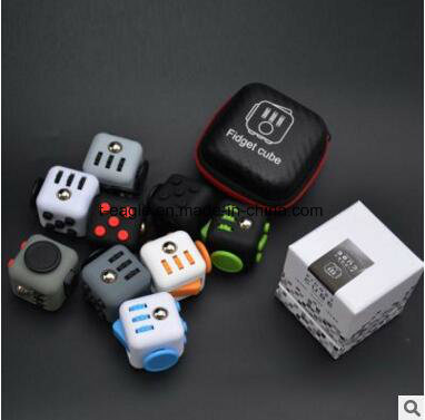 2017 The Hottest Selling of Fidget Cube