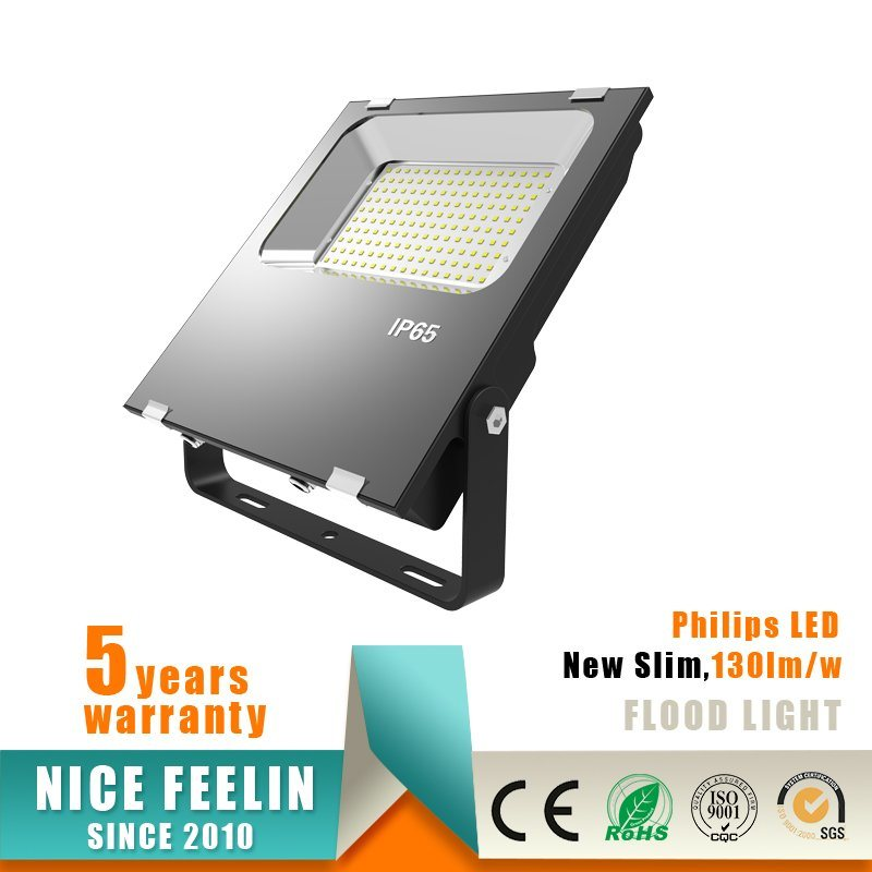 130lm/W Super Bright 200W LED Floodlight with Philips Driver