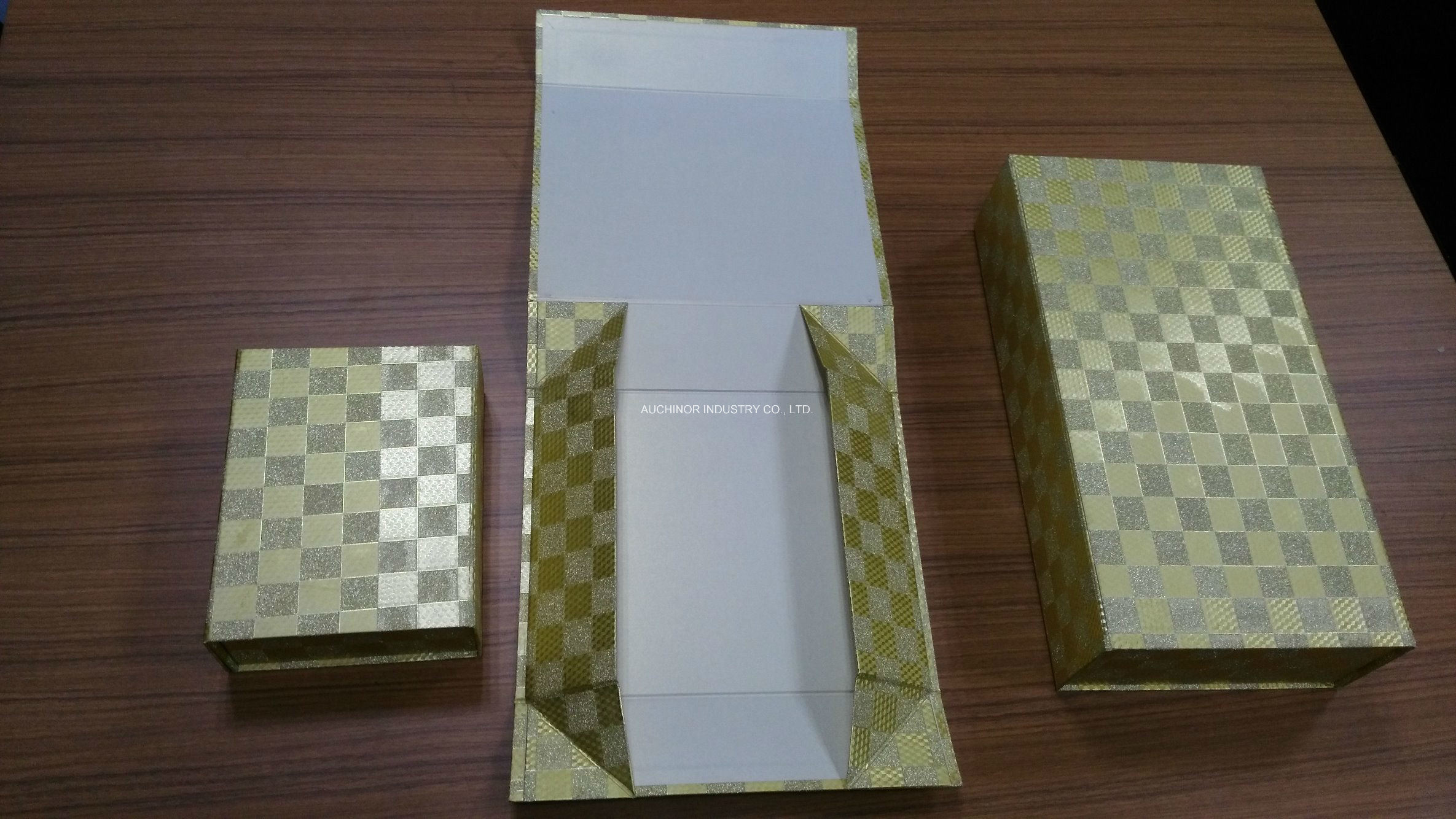 E-Tail Color Box and Outer Box