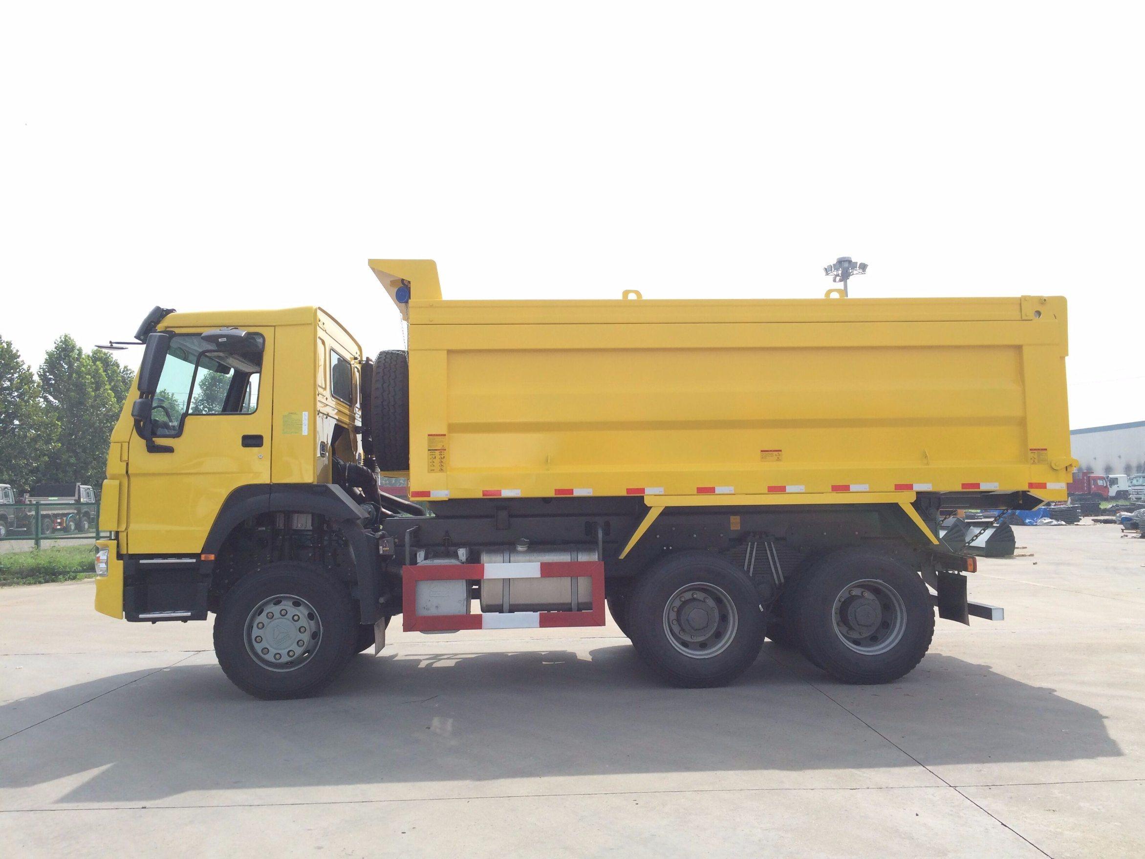 Sinotruk HOWO Heavy Duty Tipper Dumper Dump Truck