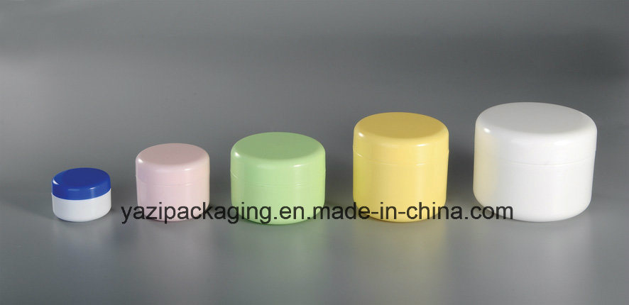 Cosmetic Jar Plastic Jar for 20g, 50g, 100g, 150g, 250g