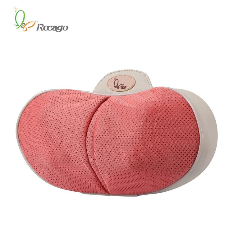 Mini Portable Heating Massage Pillow